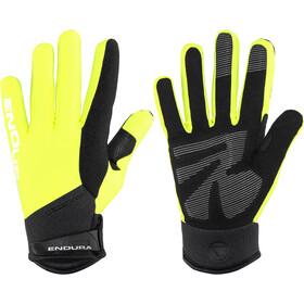 Endura Strike II Rękawiczki Kobiety, neon yellow